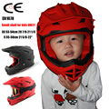 Nikko N42 kids helmets ALLTOP Downhill Mountain Bike Bicycle BMX Helmet DH MTB Full Face CE