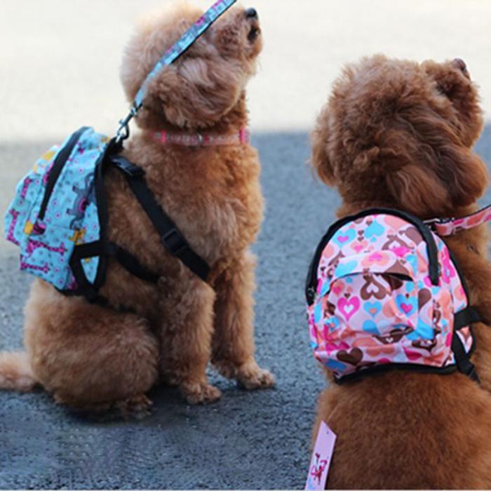 Дорожная сумка для собак рюкзак поводок горячая Распродажа