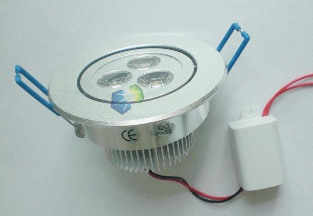 3*1 dimmable led ceiling light