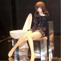 Sexy Native TONY Action Figures Miss Taozi Washroom Toilet Girls Figurine 1 7 Sexy PVC Figure