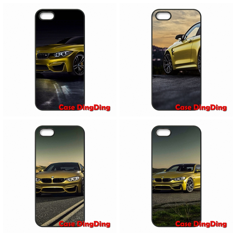 For iPhone 4 4S 5 5C SE 6 6S Plus Apple iPod Touch 4 5 6 Moto X1 BMW M4 Tyrant gold supercar cute phone cases customize(China (Mainland))