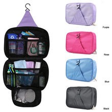 Hanging Make Up Bag Toiletries Bag Large Capacity Outdoor Hanging Wash Bag Travel Storage Cosmetic Sorting Bags