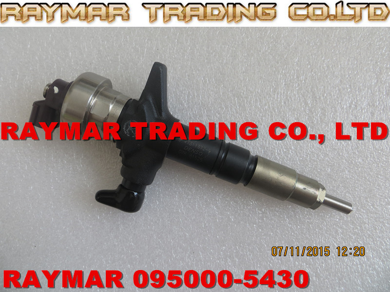 DENSO fuel injector 095000-5430 for ISUZU 4JJ1 D-max 8973113720, 8973113724, 8973113725(China (Mainland))