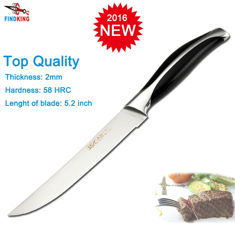 brand new stainless steel top quality 5 2 inch steak