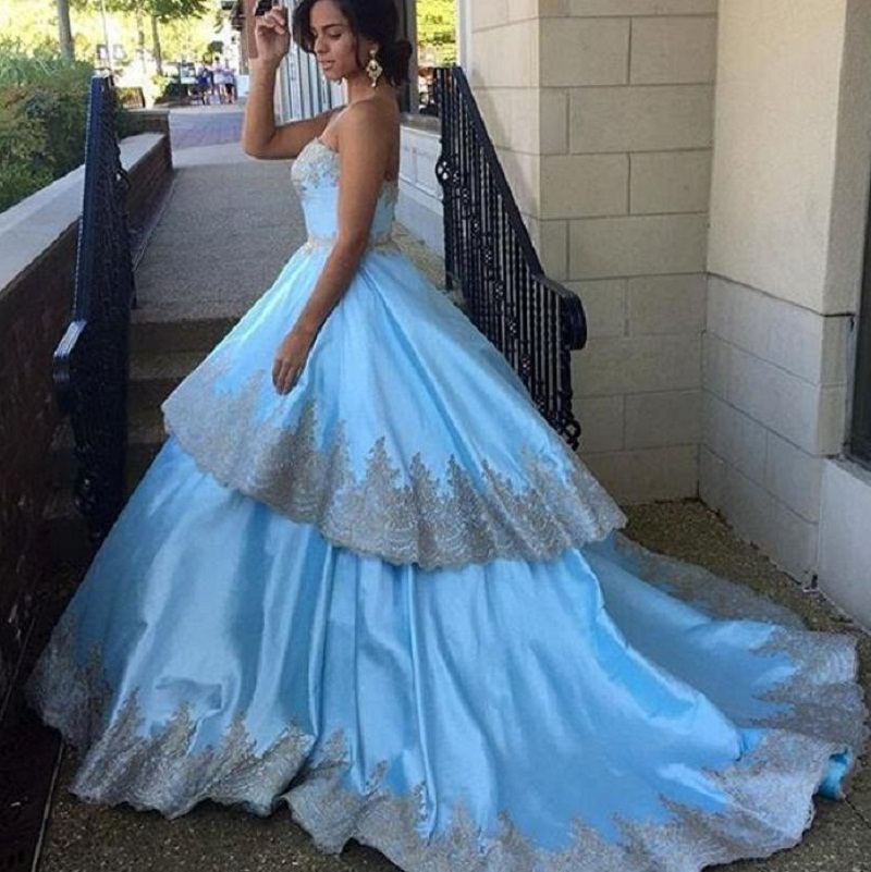 Wedding Dresses Princess Cut 103