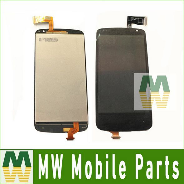 For HTC Desire 500 LCD Display +Touch Screen Assembly Digitizer 1PC /Lot Free Shipping(China (Mainland))