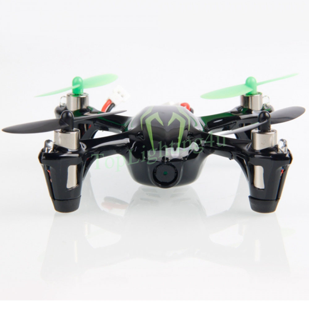 New Version Hubsan Mini X4 H107C 2.4G 4CH RC Quad Copter With HD 2.0MP Camera RTF Mini RC Helicopter Gyro Drone(China (Mainland))