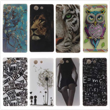 Buy Soft Case sFor Coque Sony Z3 Mini Glossy TPU Case Back Cover Owl Phone Case Sony Xperia Z3 Compact Z3Mini D5803 D5833 M55W for $1.41 in AliExpress store