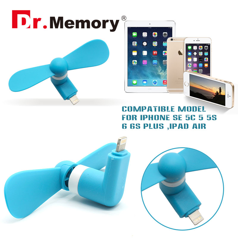 6 Colors Portable Travel Mini USB Fan For iPhone 5/5s/5c/6/6 plus/6+/6s/6s plus/6s+ Smart Phone Laptop USB Dadgets(China (Mainland))
