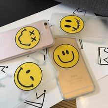 Buy Korea Super Fashion GD Lovers Smile Face Silk Pattern Matte Plastic Case Cover Iphone5 5S 5G for $2.99 in AliExpress store