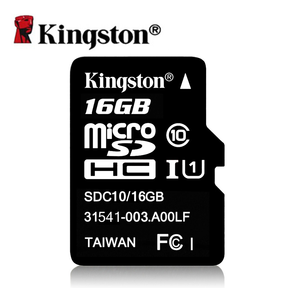 Kingston Class 10 Micro SD Card 8GB 16GB 32GB 64GB Memory Card C10 Mini SD Card SDHC SDXC UHS-I TF Card Microsd for Smartphone(China (Mainland))