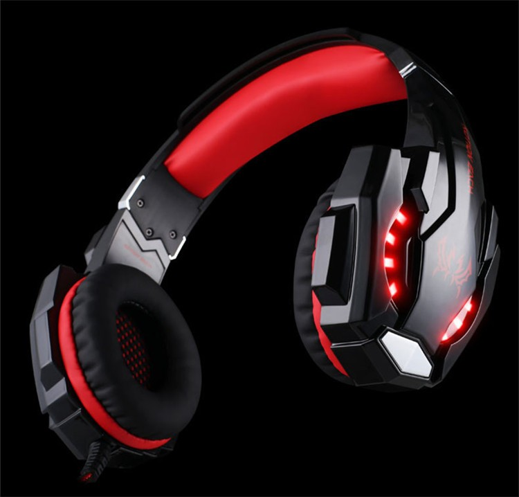 KOTION EACH G9000 3.5mm Game Gaming Headphone Headset Earphone With Microphone LED Light For Laptop Tablet Mobile Phones Xbox ONEPS4 (14)