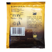 1bags 20g bag High Quality Luwak arabica coffee from Indonesia Luwak coffee gula Free shiping