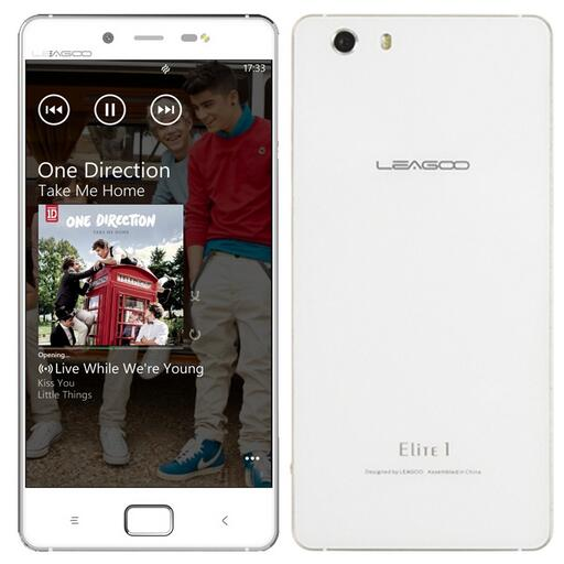 in Stock LEAGOO Elite 1 4G LTE Smartphone 5 0inch FHD MTK6753 Octa Core 3GB 32GB