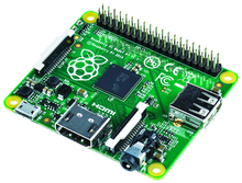 Free shipping Raspberry Pi Model A+ Computer Board RAM 256M CPU BCM2835 ARM11 made in the UK(China (Mainland))