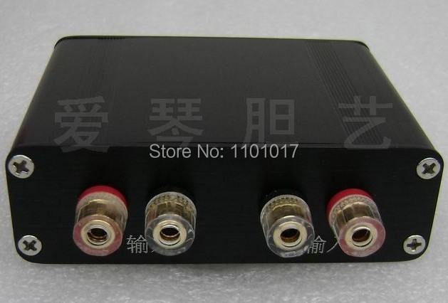 Oldchen AIQIN Speakers To Headphone Output Adapter Converter Compatible for 2A3 300B EL34 KT88 tube amplifier