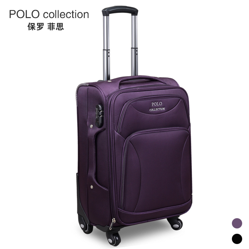 Paul universal wheels trolley luggage travel bag 202428 - xinxinyu store
