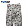 2017 VOIT Men s Spring Summer Sportswear Multi Pocket green pattern trousers 132114136