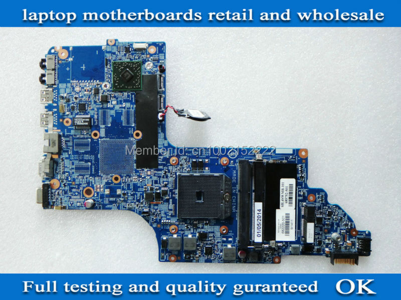 682220-001 For Hp Pavilion DV7-7000motherboard  Laptop  Notebook motherboard  682220-501 TESTED OK Free shipping<br><br>Aliexpress