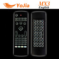 MX3 Backlight Wireless Keyboard 2 4G Wireless Remote Control IR Learning Fly Air Mouse Backlit For