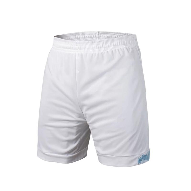 1 pcs soccer football teams white shorts Short sports running cycle Gym