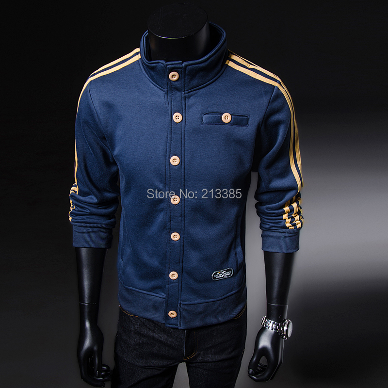 2015 New winter man hoody sweatshirts sportwear tracksuits fashion throwback baseball jerseys casual hoodies men - Man Show store