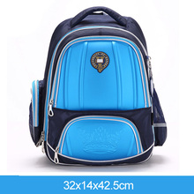 University of Oxford children student/books/orthopedic school bag  backpack portfolio rucksack  for  boys girls   for class 1-3(China (Mainland))