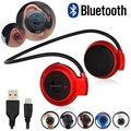 MINI503 mini sport bluetooth wireless headphones Music Stereo Bluetooth Earphones phone Computer PC headset For iPhone