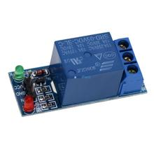5V Low Level Trigger One 1 Channel Relay Module DC AC 220V Interface Board Shield Arduino - ElectronicFans store