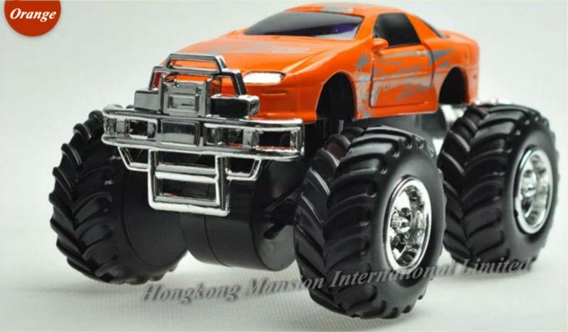 132 Bigfoot Truck stlyle2 (2)