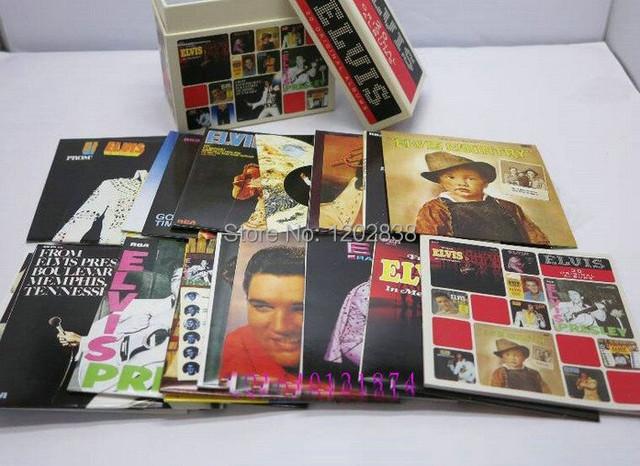 NEW Factory Sealed Elvis Presley 20 Original Albums Booklet Perfect