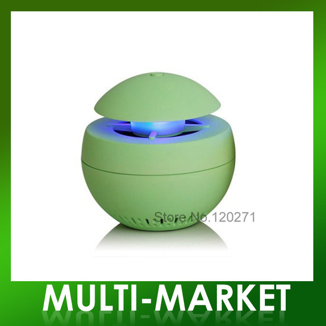 Free shipping/Mute LED scented mosquito lamp, mosquito photocatalyst electronic insect repellent mosquito killer