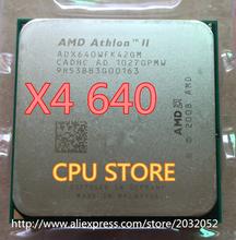 Buy AMD Athlon II X4 640 3GHz AM3 938-pin Processor Dual-Core 2M Cache 45nm Desktop CPU (working 100% Free Shipping) for $25.13 in AliExpress store