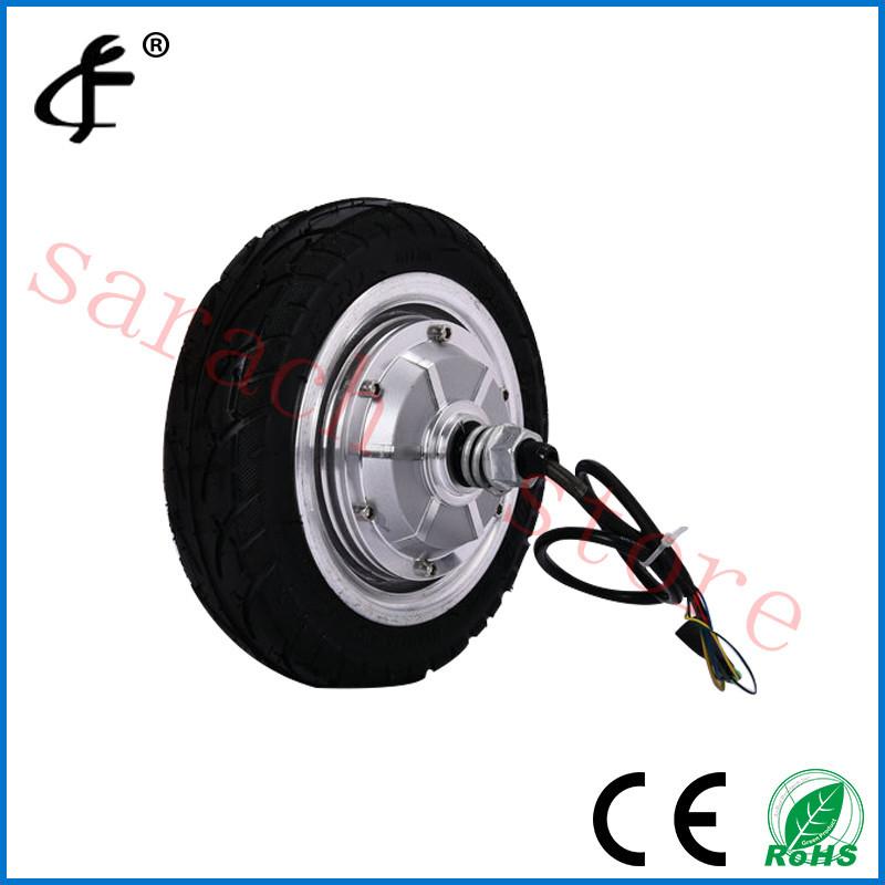 8 inch 36V 250W disc brake electric motor bicycle ,electric wheel hub motor, skateboard - Sarach store