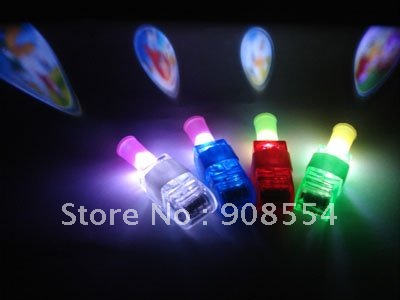 Hot selling Free shipping wholesale Laser Finger Beams with projection for party 100pcs per lot(China (Mainland))