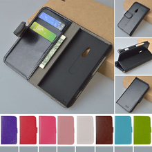 J&R Brand Luxury PU Leather Wallet Flip Case for Nokia Lumia 800 Cover Phone Cases With stand and Card Holder 9 colors(China (Mainland))