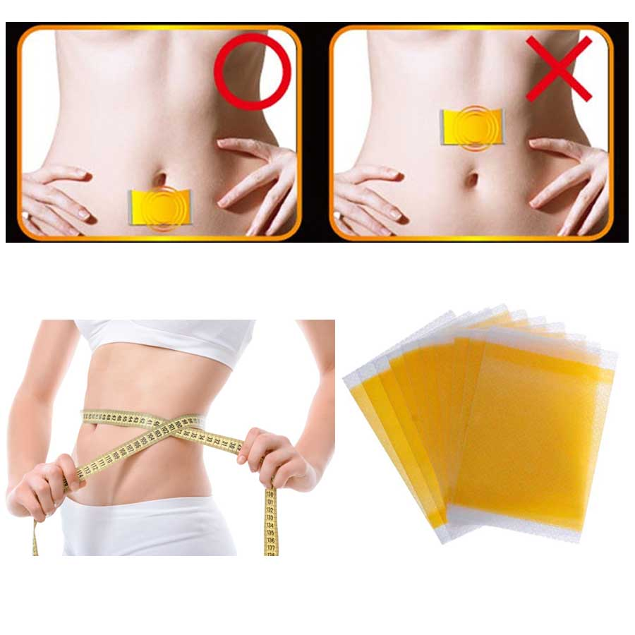 100pcs/10bags Slimming Navel Sticker Slim Patch Lose Weight Loss Burning Fat Slimming Cream Health Care Wholesale C070(China (Mainland))