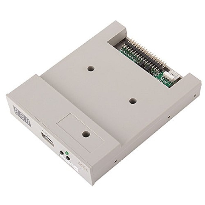 New Version High Security SFRM72-FU 72KB ABS USB SSD Floppy Drive Emulator for Embroidery Machine(China (Mainland))