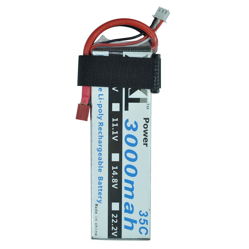 XXL RC lipo battery 7 4v 3000mAh 35C max 70C For rc helicopter car boat quadcopter