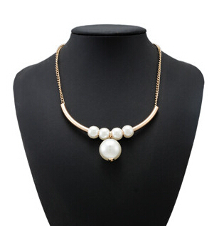 pearl necklaces & pendants collares necklace colar fine jewelry vintage statement fashion women 2014 - Jewelry Home's store