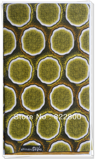 Free Shipping by DHL, Hot sale 100% cotton african Woodin wax print,,6yards/piece,african wax print fabric design W412