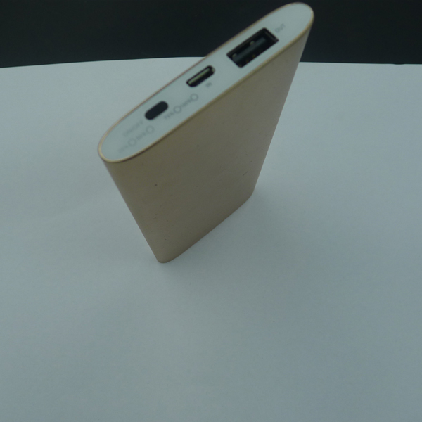 free shipping Shenzhen factory price 6000mah 5v 1a ultra thin gift power bank(China (Mainland))