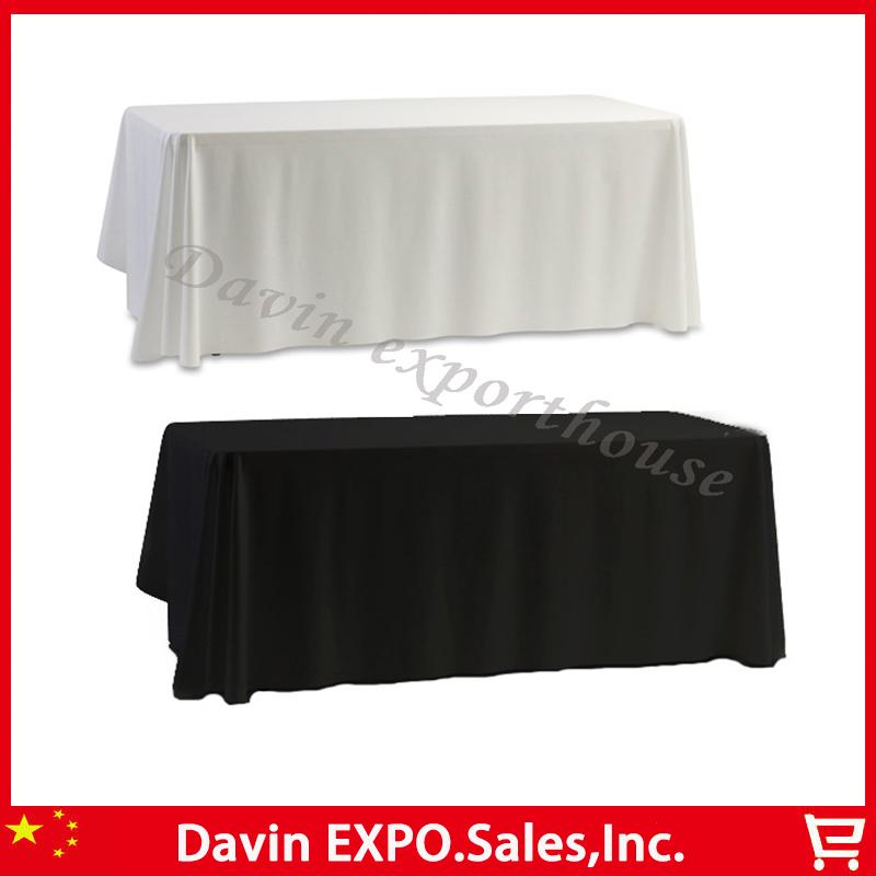 2 colors nappe de table 145 cm x145cm satin tablecloth. Black Bedroom Furniture Sets. Home Design Ideas