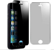 For Apple iPhone5 High Quantity Privacy Anti-Spy Peeping HD LCD Clear Screen Protector Film Cover Skin