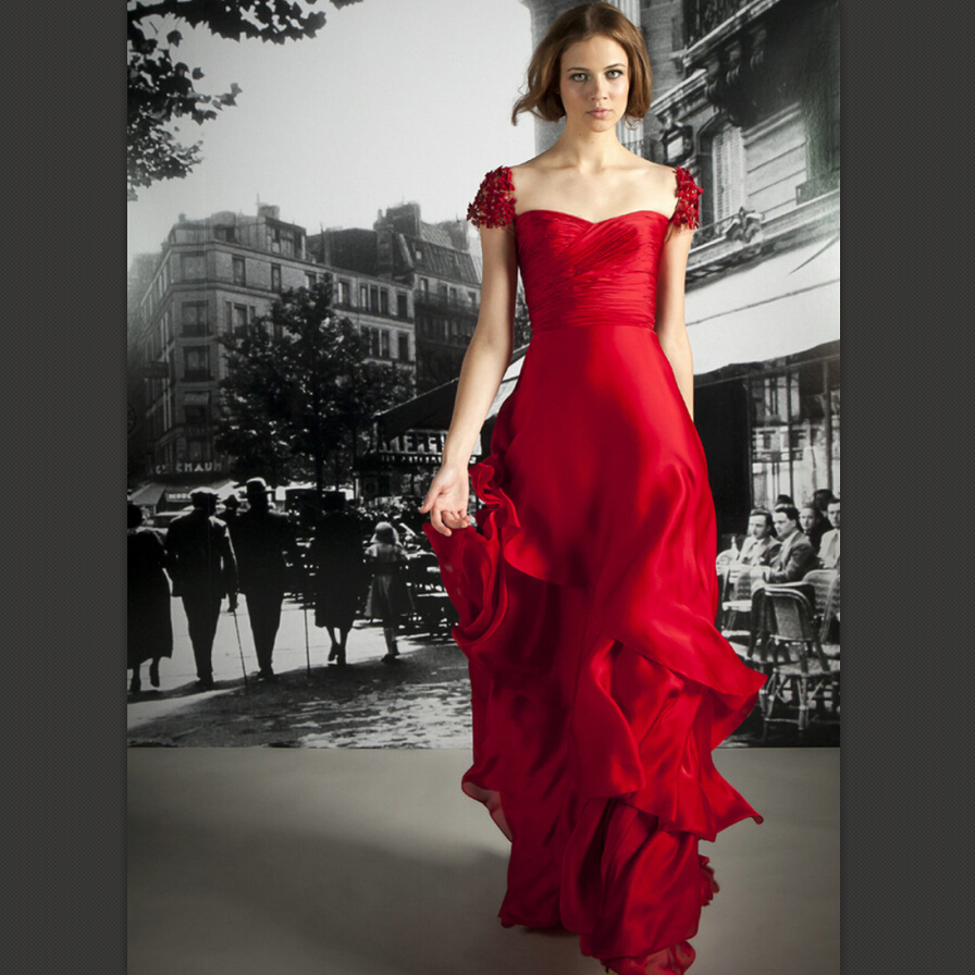 Images of Blair Waldorf Red Dress - #SpaceHero