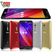 2015 NEW ASUS Zenfone 2 ZE551ML Intel Atom Quad Core 2.3GHz FDD LTE 4G Android 5.0 5.5″ 1920*1080P 4GB RAM 64G ROM ASUS 2 Phone