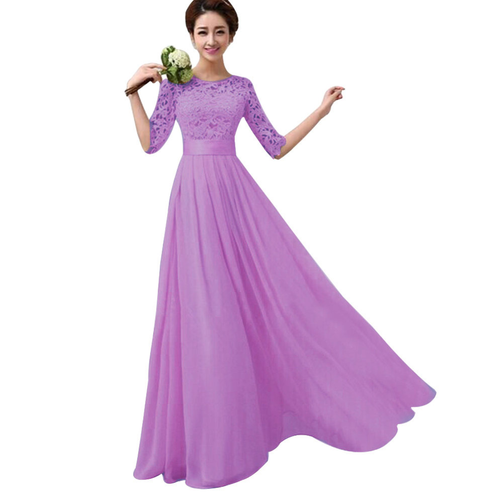 2015 Fashion Elegant Women Long Dress Ball Gown Formal Party Cocktail Long Dress High Quality(China (Mainland))