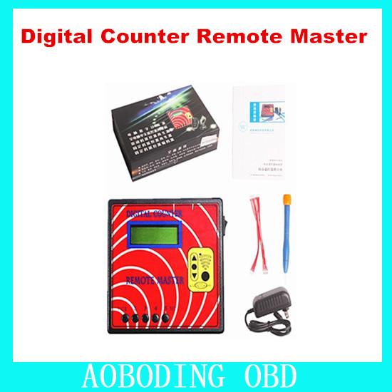 2015 New Arrive master counter remote control copier transponder programmer,digital counter remote master key programmer(China (Mainland))
