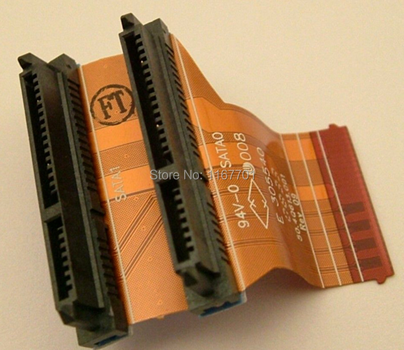 Hot 100% Original laptop Hard Disk Drive interface Flex cable for Dell XPS M1730 Notebook CN-0YT963 YT963 50.4Q613.001 FPC Cable(China (Mainland))