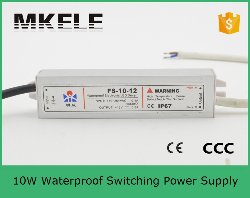 10W LED power supply small size historical factory led driver 12v 10w FS-10-12 0.83A<br><br>Aliexpress